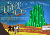 Wizard Of Oz At Surflight Theatre In Beach Haven